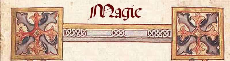 magie - liste der zaubersprüche und rituale